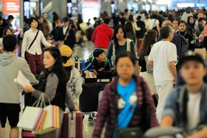 日本關西機場工作人員集體感染麻疹