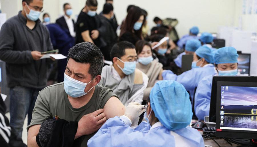 大陸軍人接種國產疫苗死亡