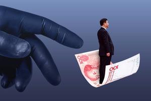 中國GDP增長18%? 背後藏糟心賬本