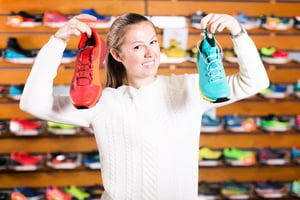 專家:選鞋遵循四要點  做好足部防護 邁出健康步伐