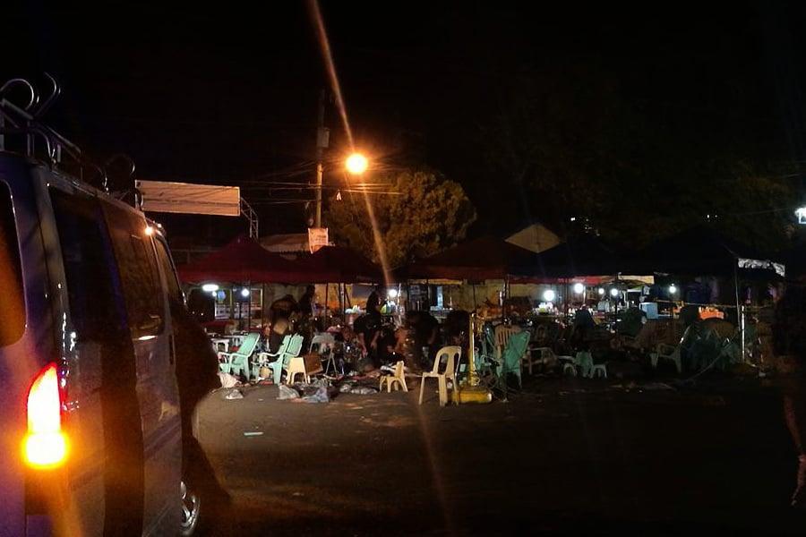菲律賓總統回家鄉遇爆炸 14死60傷