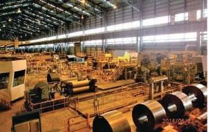 鋼鐵業持續蕭條 寶鋼淨利下滑逾83%