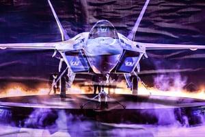 【軍事熱點】韓國新型戰機 開啟防務新時代