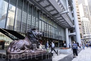 滙豐多名倫敦高層改駐香港 傳王冬勝表不滿