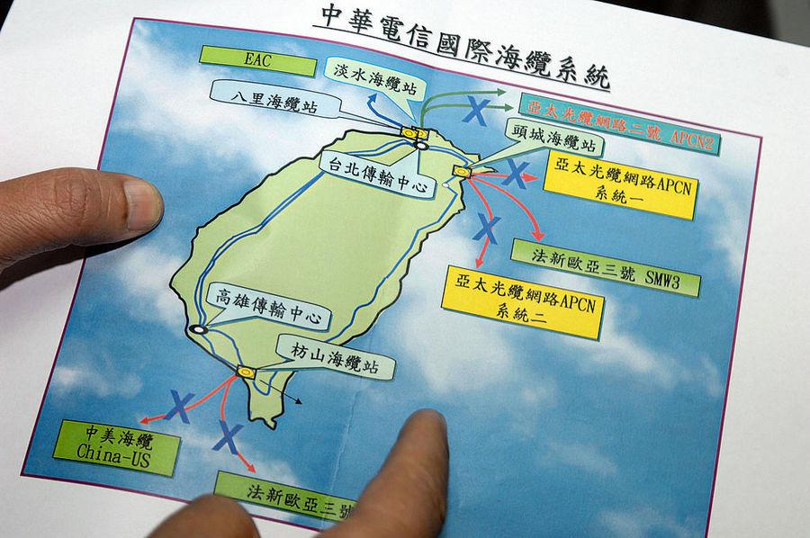 美日澳三國將合作新設海底電纜 加強抗共