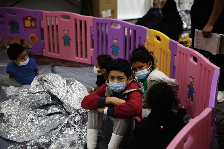 要寄養家庭收容移民兒童  被指促進人口販運