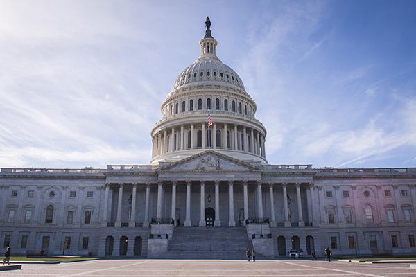 七大領域對抗中共 美國會通過重大法案