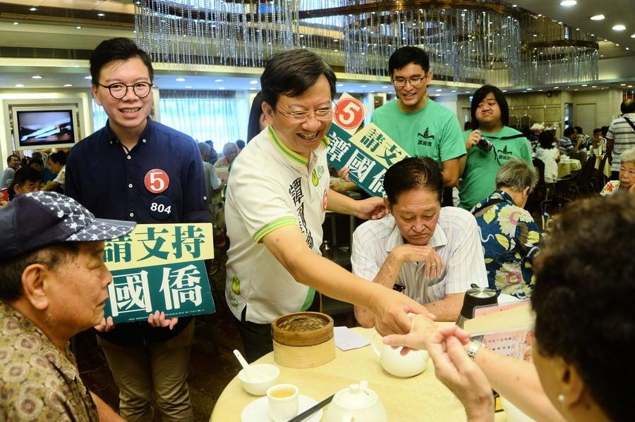【立會選舉-九龍西】市民撐踏實做事的候選人