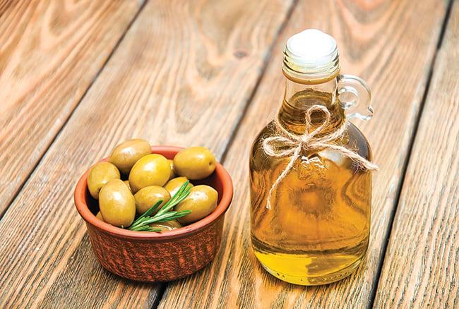 橄欖油使用安全又可食用。