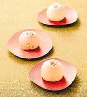 手作日式甜點胡桃饅頭