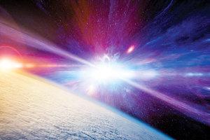 發現銀河系最強宇宙射線創紀錄