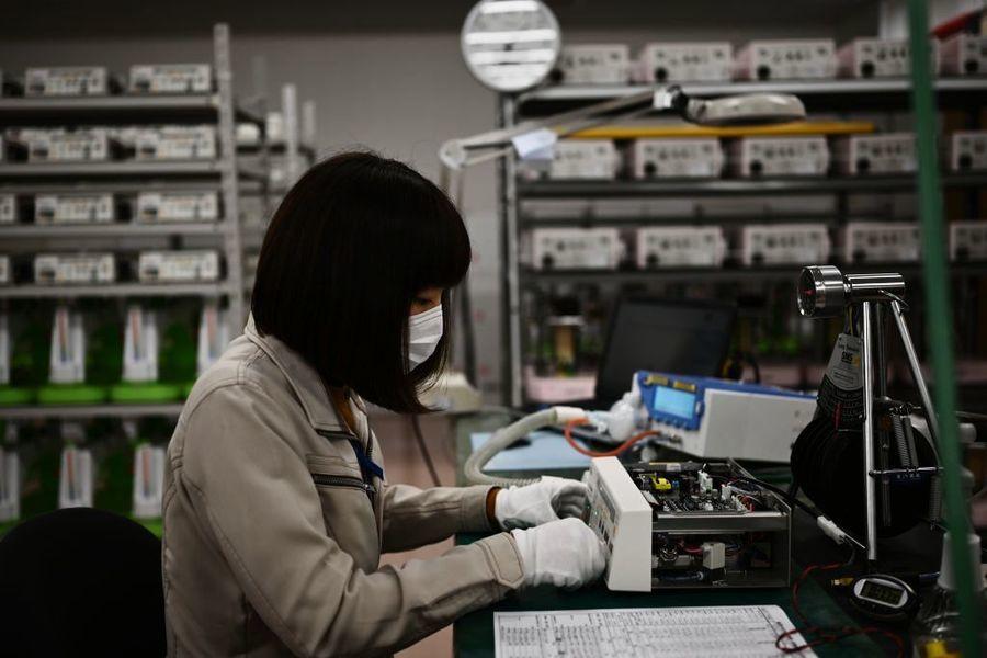 【製造業PMI】日本4月出口業務表現理想 數值繼續向好