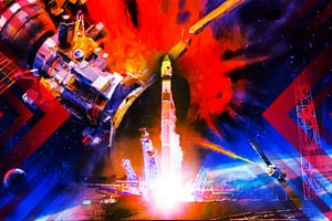 【時事軍事】太空戰爭有多近 出乎你我預料