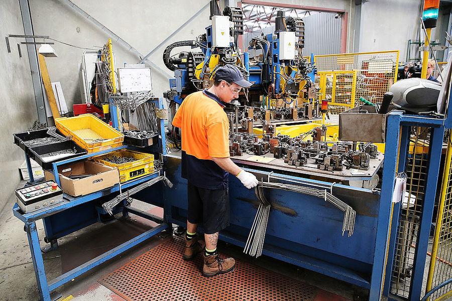 【製造業PMI】澳洲4月訂單勢頭強勁 初值59.6創歷史新高