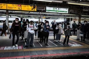 【服務業PMI】日本仍受疫情反覆拖累 4月依然處於收縮狀態