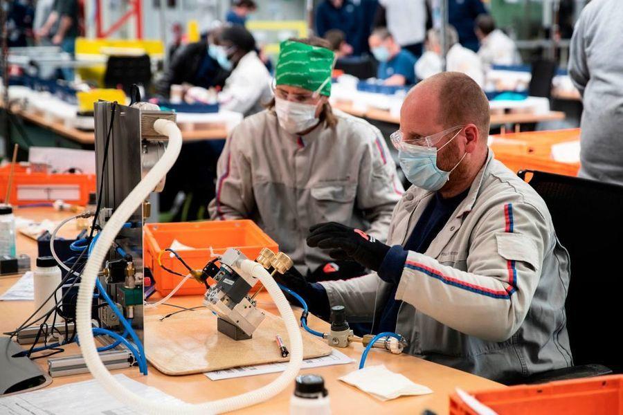 【歐羅區PMI】製造業分項爭創新高 服務業慢慢從後趕上
