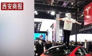 特斯拉在中國麻煩不斷 中共官媒高調批評