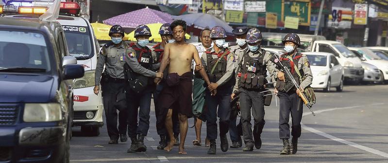 緩解緬甸危機 東盟與緬軍事首腦達五項共識