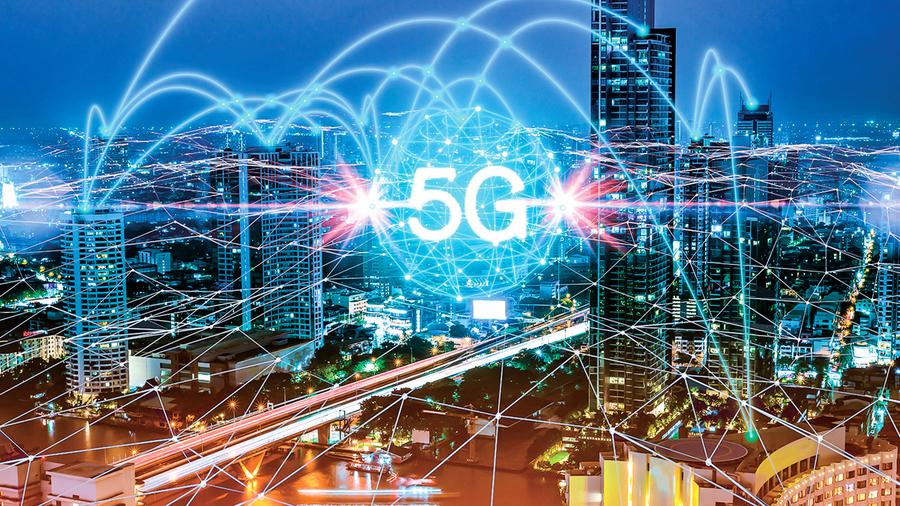 新發明 天線可望取代電池5G網絡變無線電網