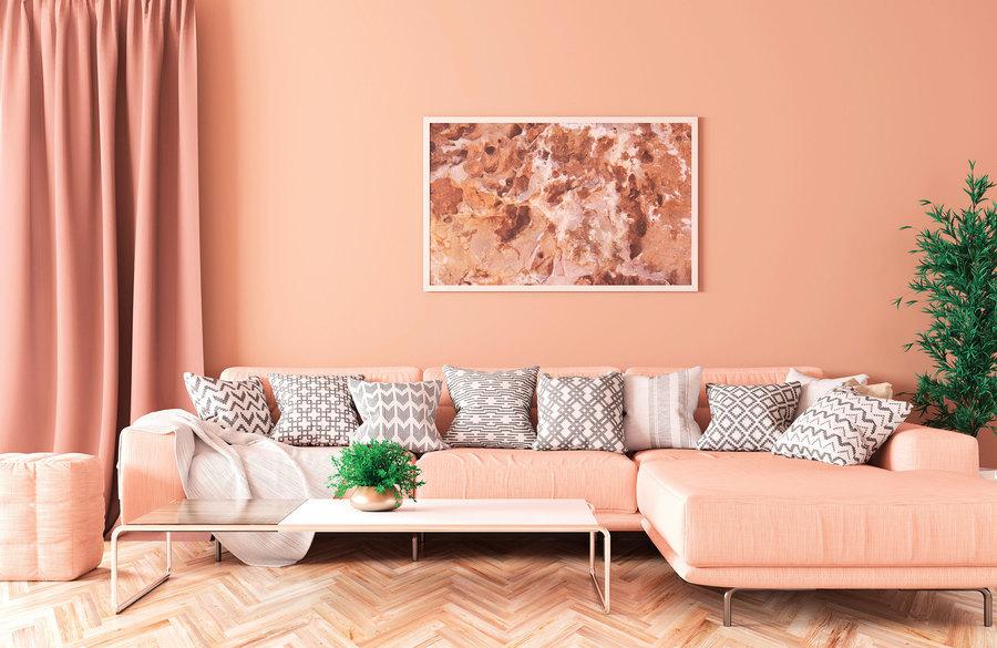 室內設計流行單色配色 創造趣味空間感