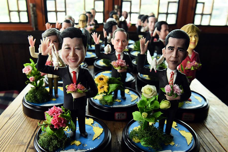 白宮:奧習會將涉中國人權