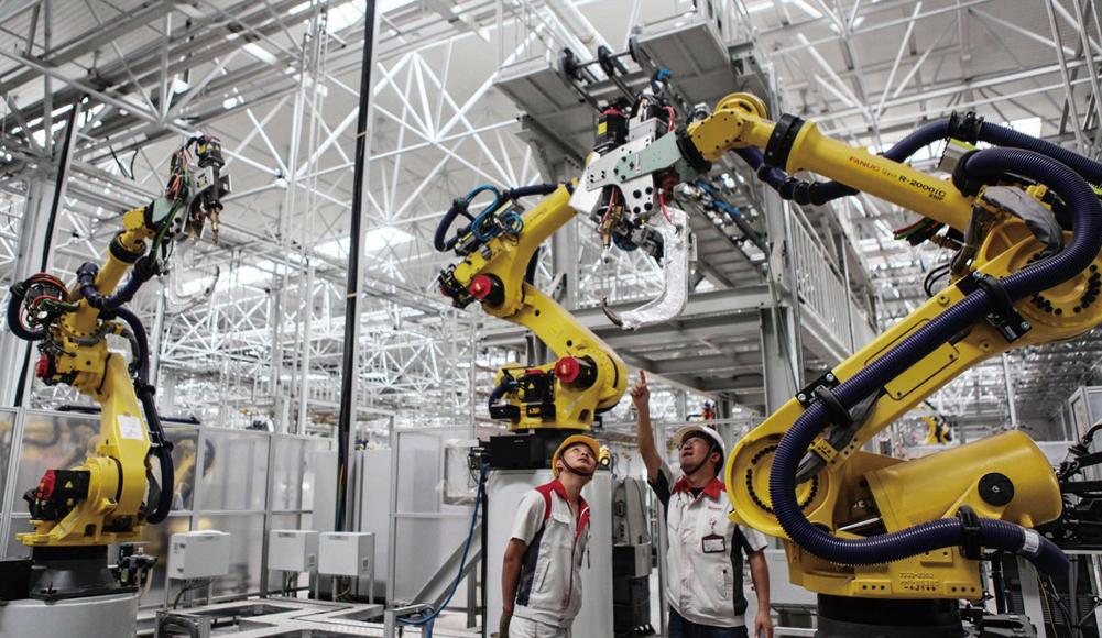 因晶片短缺 長城汽車兩大生產基地將停產