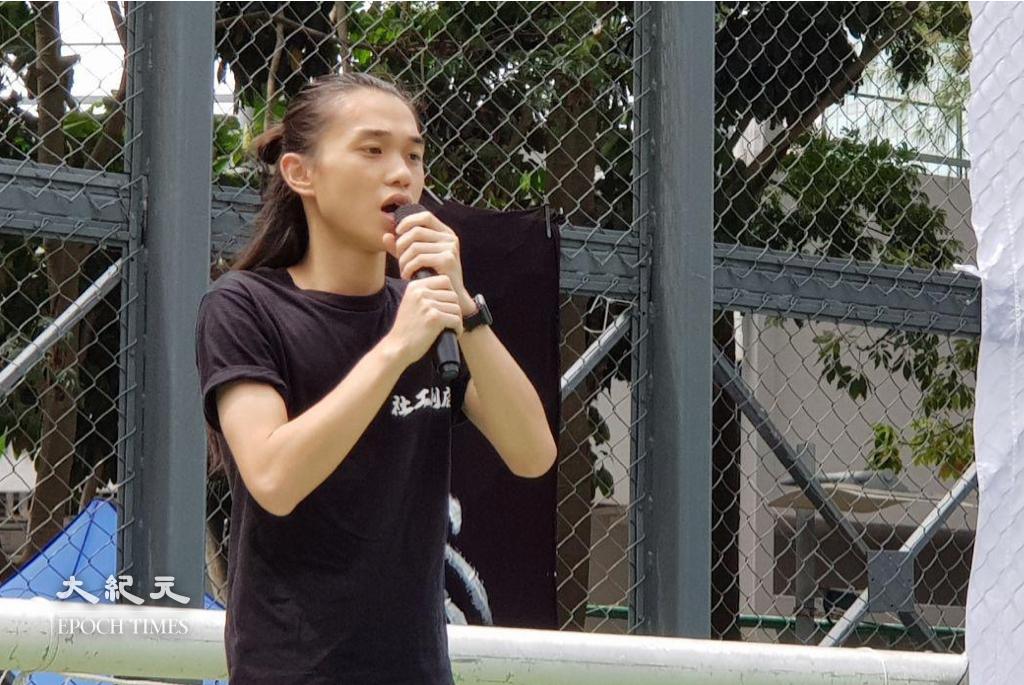 註冊社工劉家棟被控2009年阻差辦公罪成囚8個月。他上訴到終審法院被駁回。資料圖片。(駱亞/大紀元)