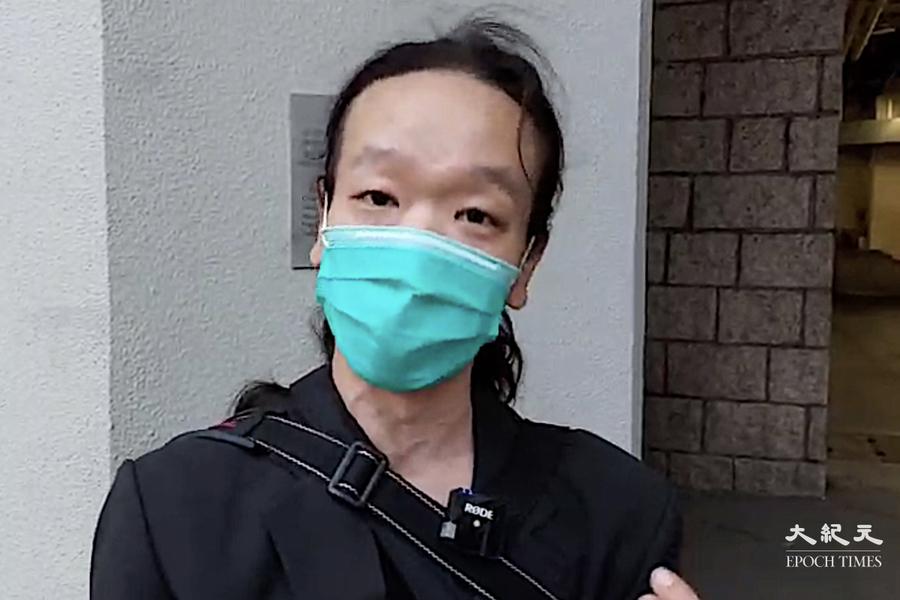 【快訊】廚房佬爆被一直禁打電話 無法聯絡律師 直至記者找到他