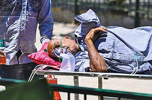 「病毒風暴」襲印度 美英法德及歐盟提供援助