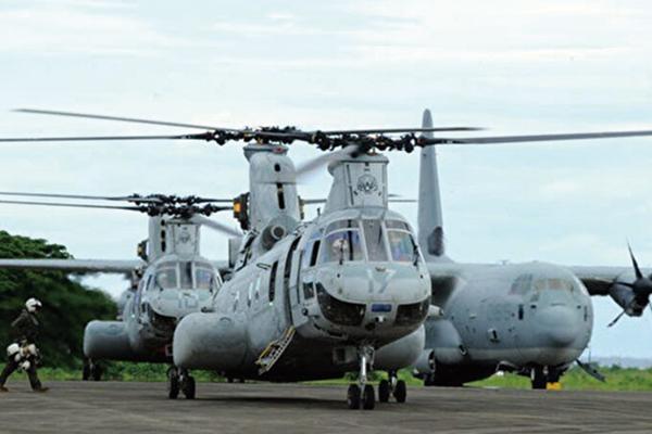 美海軍陸戰隊調整戰術:靠近中國 嚇阻中共