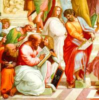 從一幅草圖走入哲學殿堂(二)——米蘭拉斐爾《雅典學院》素描稿