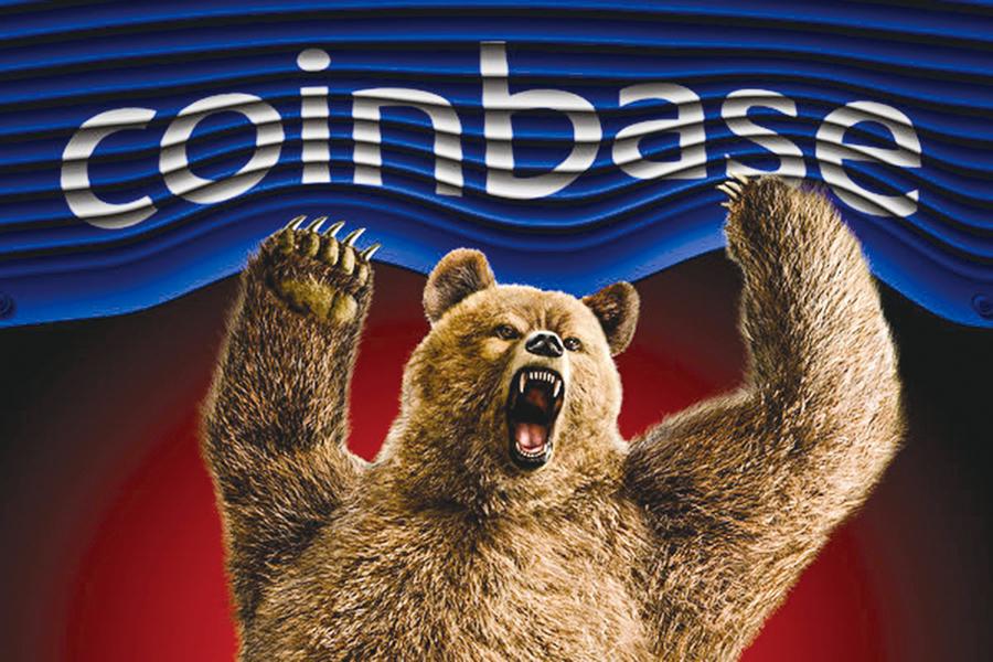 Coinbase套現三億 比特幣熊市來了?