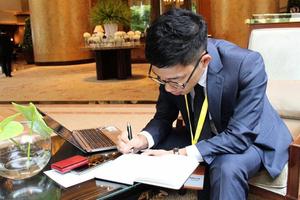 羅冠聰獲邀芝加哥大學 通過香港抗爭故事啟迪學子