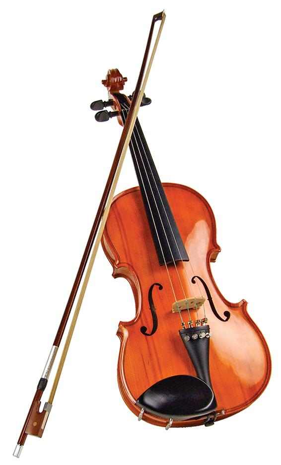 趣味英語:Fit as a fiddle  像小提琴 一樣健康?