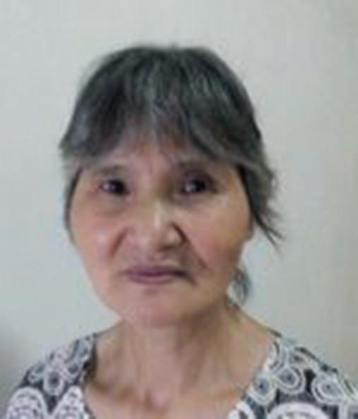 南昌鋼鐵廠67歲退休女職工、法輪功學員吳志萍被迫流離失所。(明慧網)