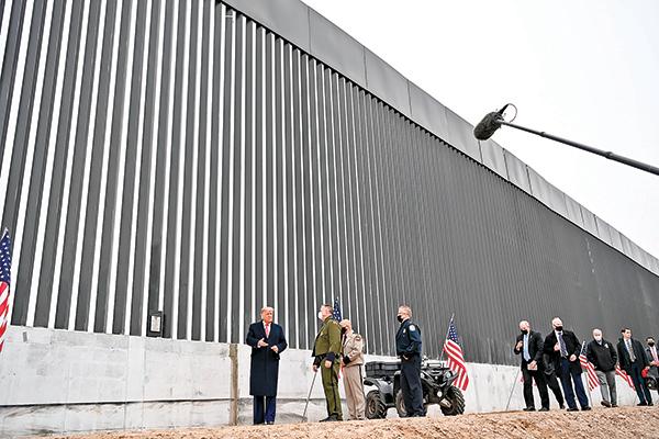 共和黨承諾:若奪回眾院 將重啟邊境牆建設
