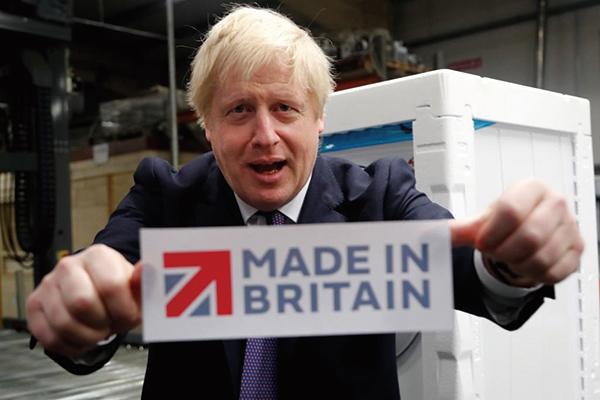 英國疫情受控 全民歡呼經濟復甦