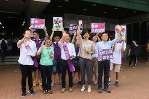 【立會選舉】公民黨元老:投郭家麒阻建制派壟斷