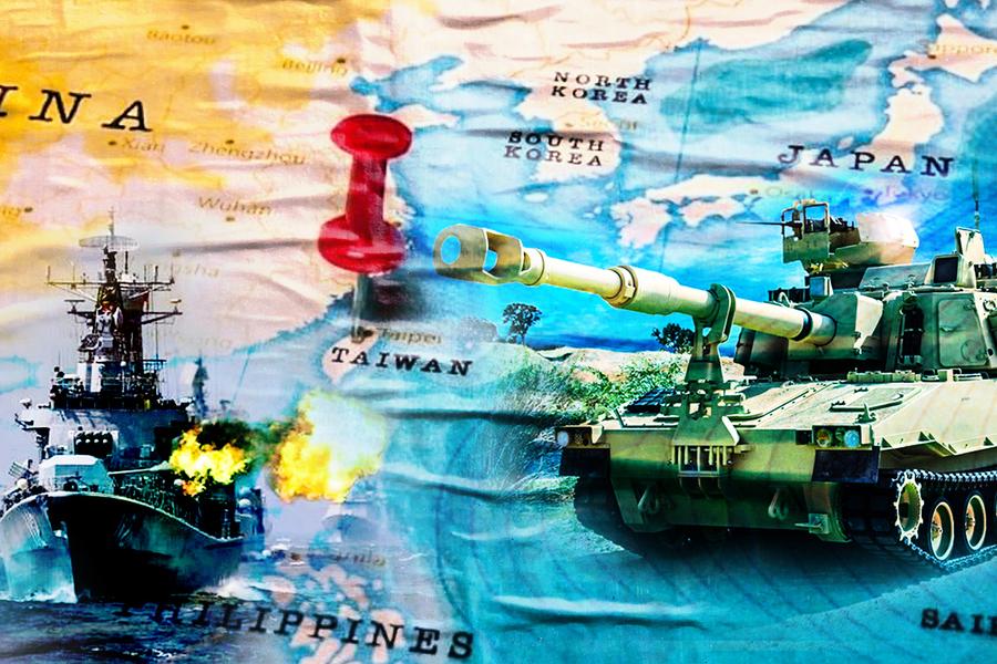 對台軍售問題 將捅破支持台灣的窗紙