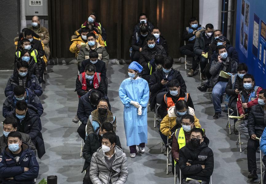中國疫苗致死消息頻傳 中共卻要求軍方全員接種