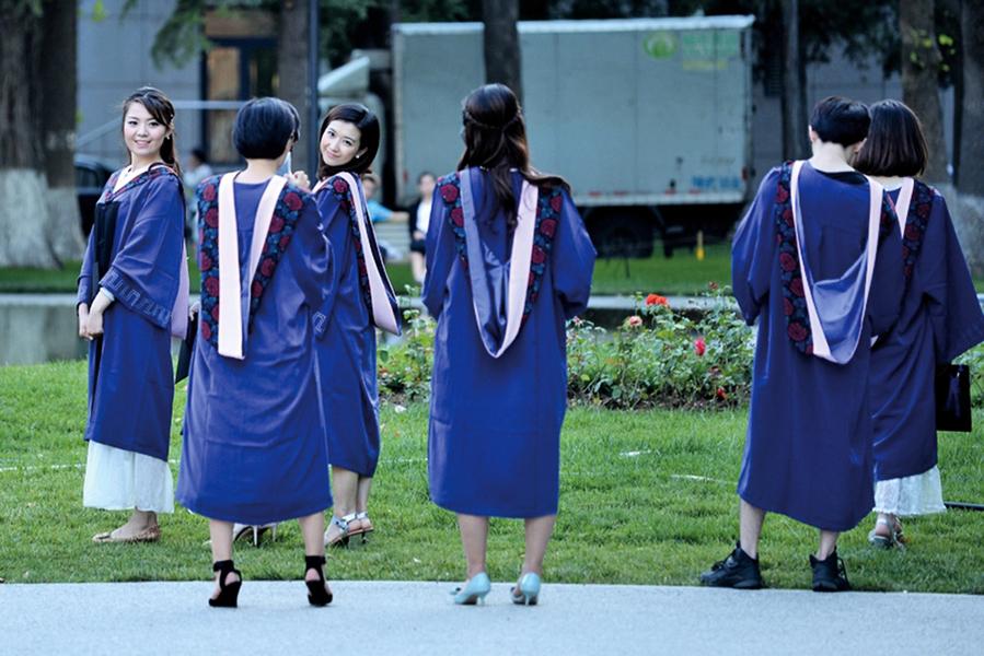 中國學生今秋可望赴美