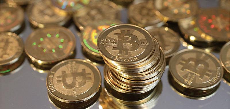 比特幣成為中國資金外逃的新手段,把虛擬貨幣「比特幣」(Bitcoin)匯出國,因為比特幣無法被當局追蹤,很容易「逍遙法外」。(Getty Images)