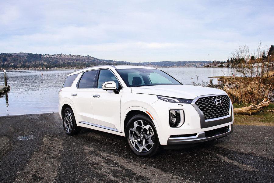 現代最強SUV 2021  Hyundai Palisade Calligraphy