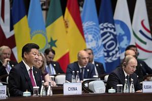 杭州G20峰會開幕 英脫歐與鋼鐵危機成熱點