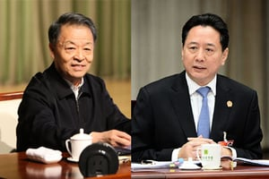 李小鵬罕見未兼任交通運輸部黨組書記