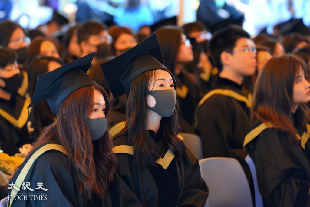 有調查報告發現,近六成香港青年希望離開香港到中國以外的地方發展。資料圖片。(宋碧龍/大紀元)