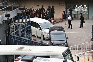【12港人案】9人被國安加控「妨礙司法公正罪」明日提堂 李宇軒分案處理