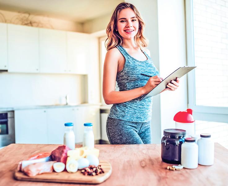 腎臟病飲食怎麼吃?攝取蛋白質、 鹽份一定要控制