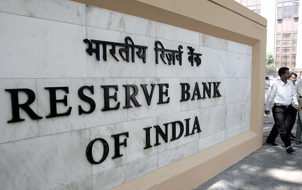 印度今(4月30日)公佈外匯儲備按周增加0.29%至5,841億美元。(INDRANIL MUKHERJEE/AFP via Getty Images)