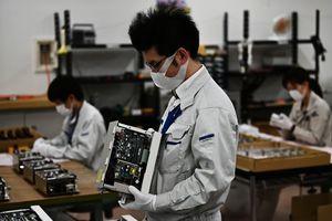 日本製造業4月繼續走俏 PMI創3年峰值